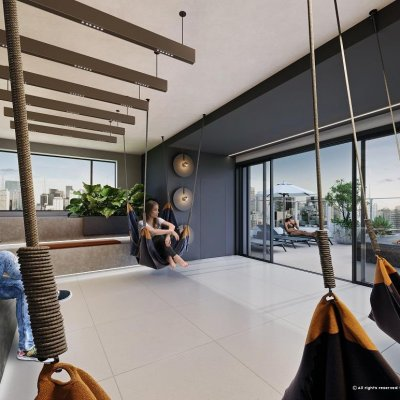 Lounge Piscina