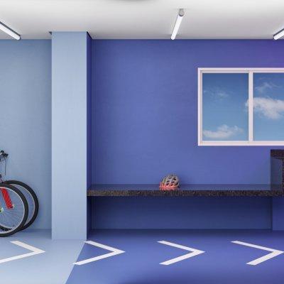 Oficina do Bicicletário