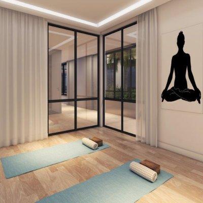 Espaço Zen e Yoga
