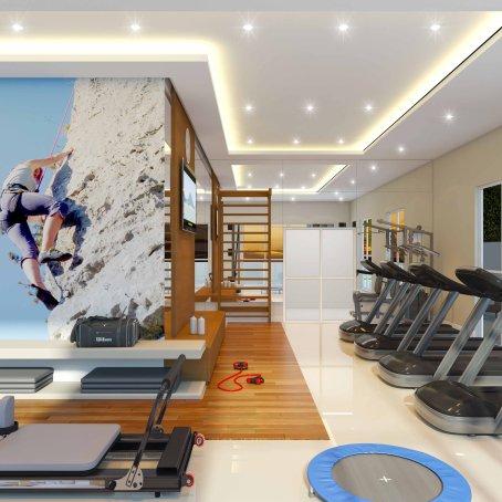 Fitness e Pilates
