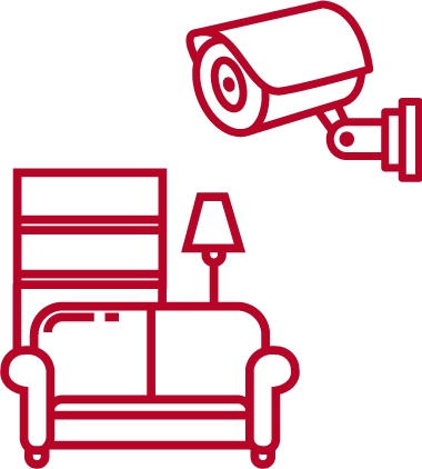 Sistema de Monitoramento nas Áreas Comuns
